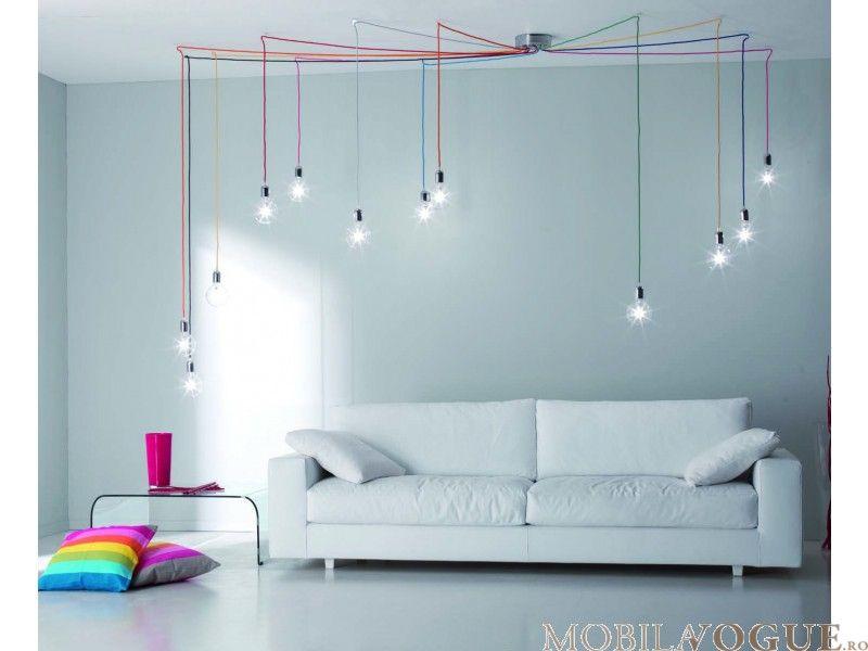 Sistem de lumini Bolle