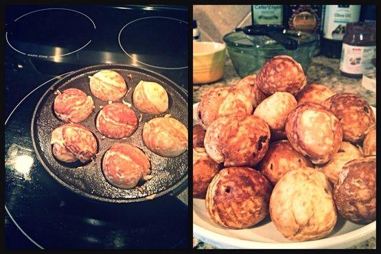 Photo of Aebleskiver (Danish Pancake Balls) Recipe  – Food.com
