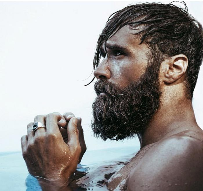 How Long Does It Take To Grow A Beard Men S Hairstyles And