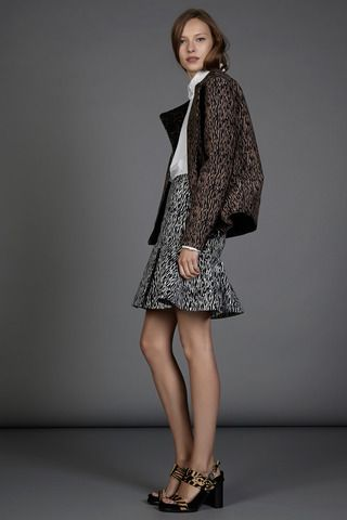 No. 21 Resort 2015 Collection Slideshow on Style.com
