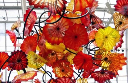 Permanent Chihuly Exhibit to Open in Seattle this May | Travel News from Fodor's Travel Guides