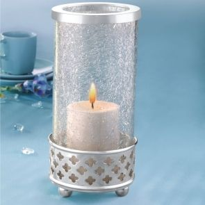 SILVER SPARKLE TEA LIGHT : BOROSIL : DIYA : Racks, Shelves & Drawer : Storage & Organization: Home & Decor-20