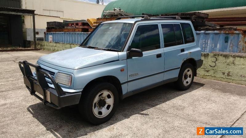 Suzuki 4x4 Vitara 4 doors suzuki vitara forsale