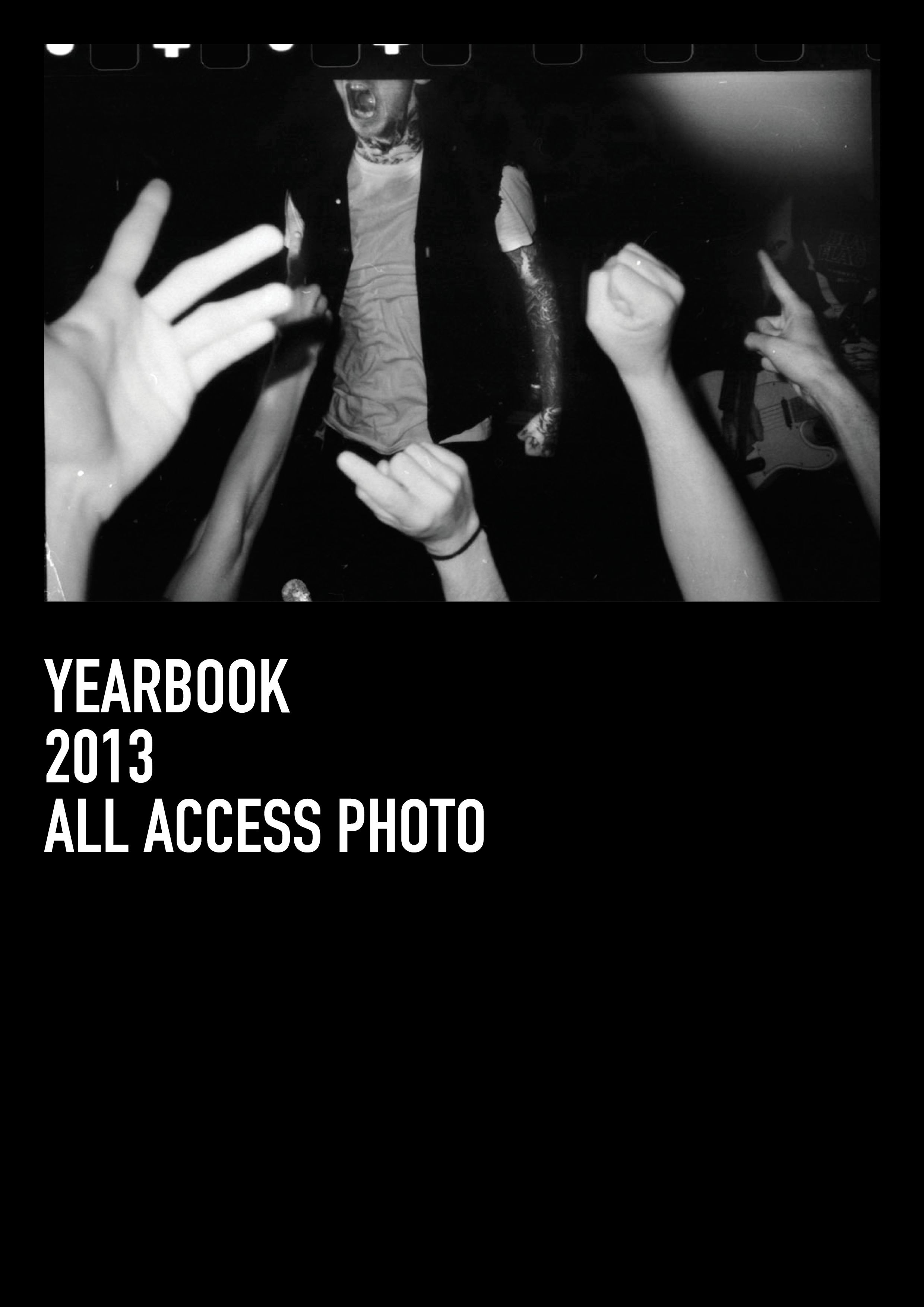 YEARBOOK 2013 / NEW!