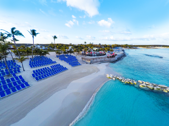 Great Stirrup Cay Outdoor, Shore excursions, Excursions