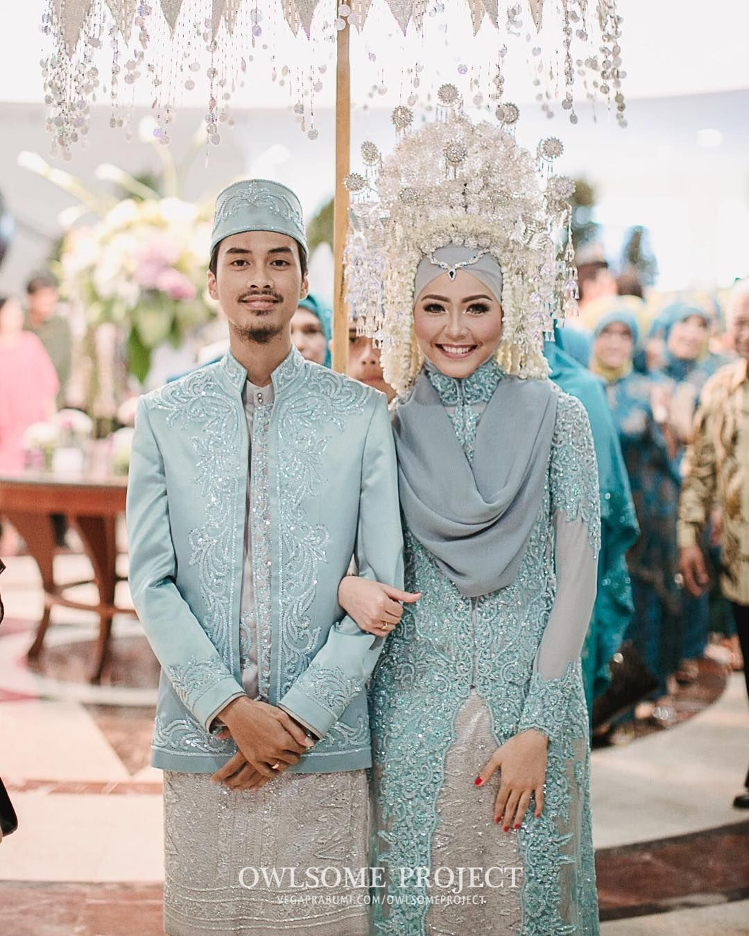 By azminadyra muslim wedding pinterest kebaya muslim and