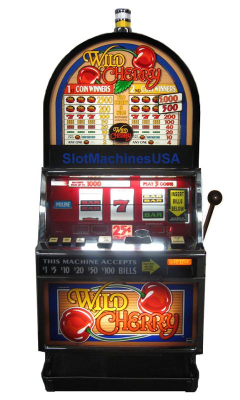 slot machine appraisal