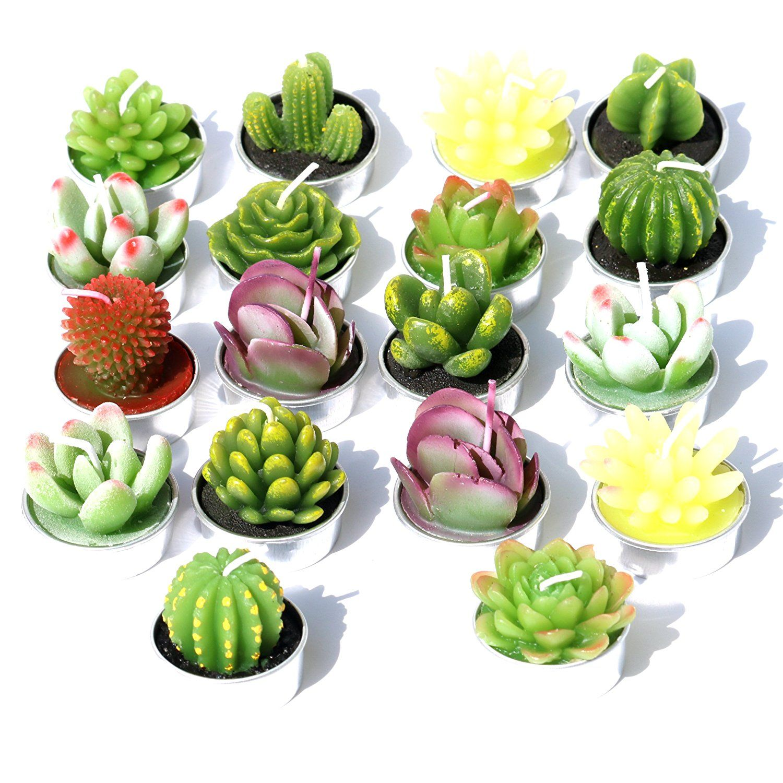 Aixiang aixiang handmade delicate cactus candles for