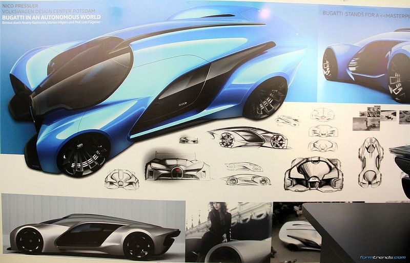 In Pictures Pforzheim 2016 Transportation Design BA Thesis - ba stands for