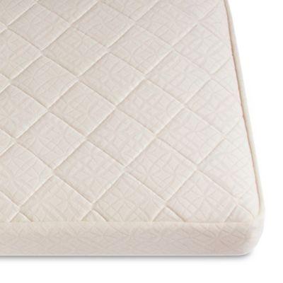 Naturepedic Ultra Breathable Crib Mattress Cover Natural