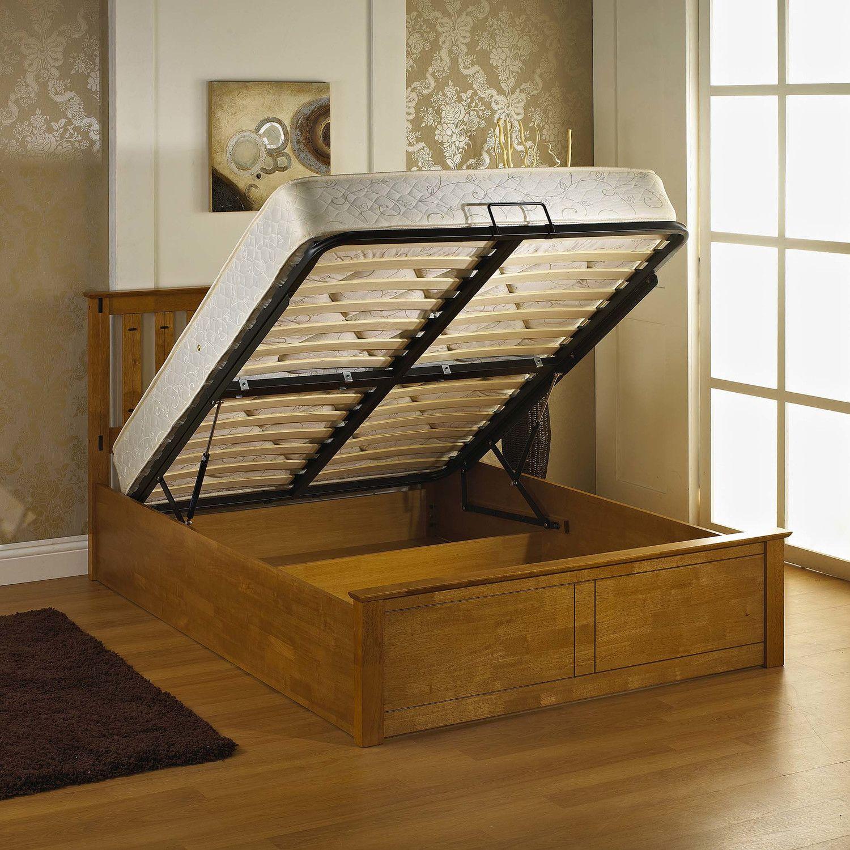 Peachy Jaylon Ottoman Bed Frame Furniture Ottoman Storage Bed Short Links Chair Design For Home Short Linksinfo