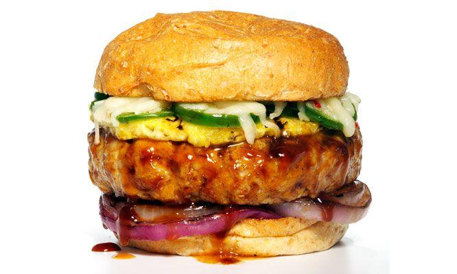 Big kahuna recovery burger burgers gluten free buns and teriyaki big kahuna burger recipe mens health forumfinder Choice Image