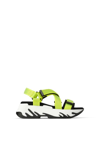 f8cce17212e Athletic platform sandals in 2019 | Products | Sandals, Women's ...