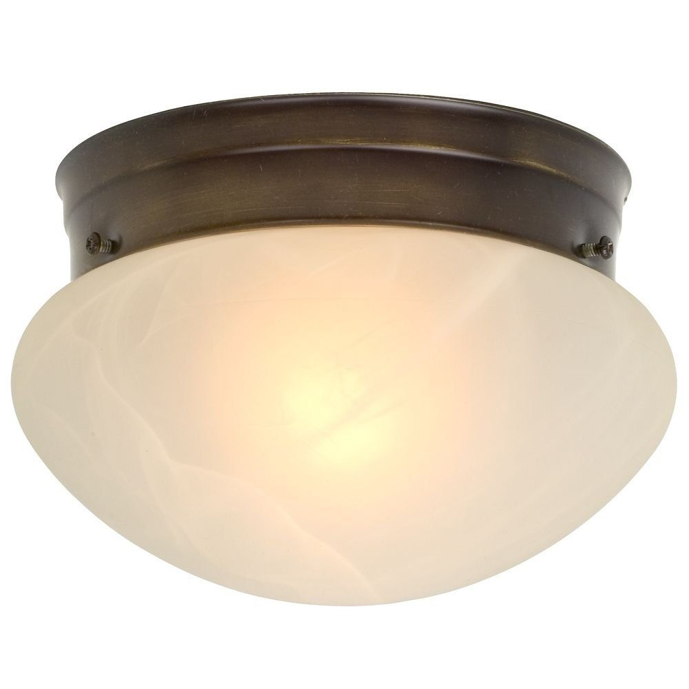 6 Inch Flushmount Mushroom Ceiling Light Lightfixtures Lighting