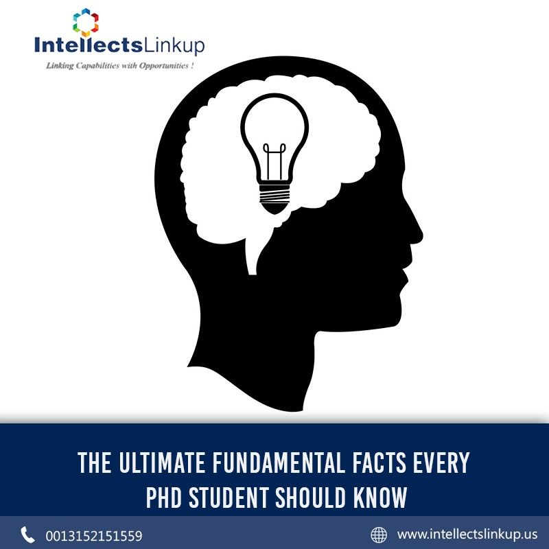 The Ultimate Fundamental Fact Every Ph D Student Should Know Phd Paper Writing Service All But Dissertation Statistics