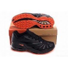 Hommes Nike Air Max TN Noir/Rouge