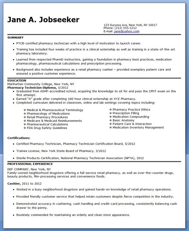 Pin By Hannah Willis On Resume Examples Professional Pharmacy Technician Study Pharmacy Technician Pharmacy Tech
