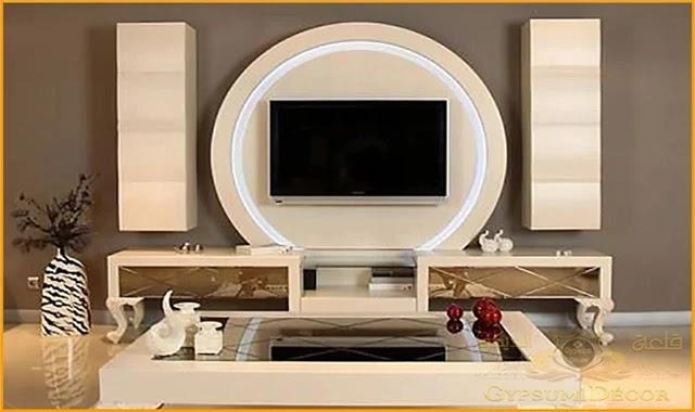 مكتبات جبس بورد كلاسيك 2021 Modern Decor Lighted Bathroom Mirror Mirror Table