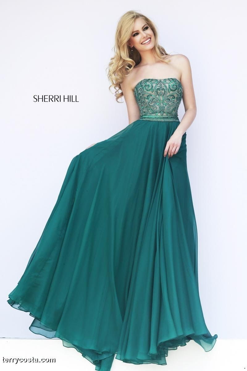 Sherri Hill Dress 11179 | Terry Costa Dallas | Clothes I love ...