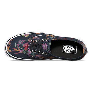 54cf86b4481734 Black Bloom Authentic Top Shoes
