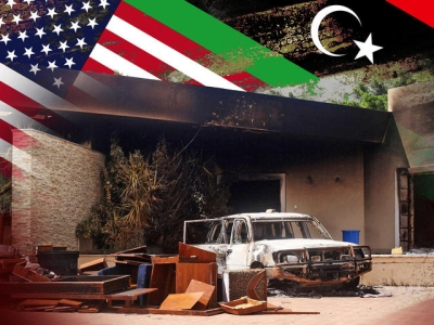 What the military did while Benghazi post burned