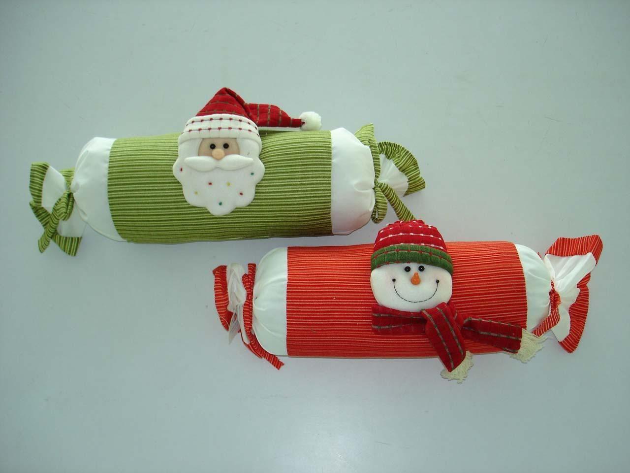 Decorar con cojines navideos VIDEO Cojines navideos Navidad y