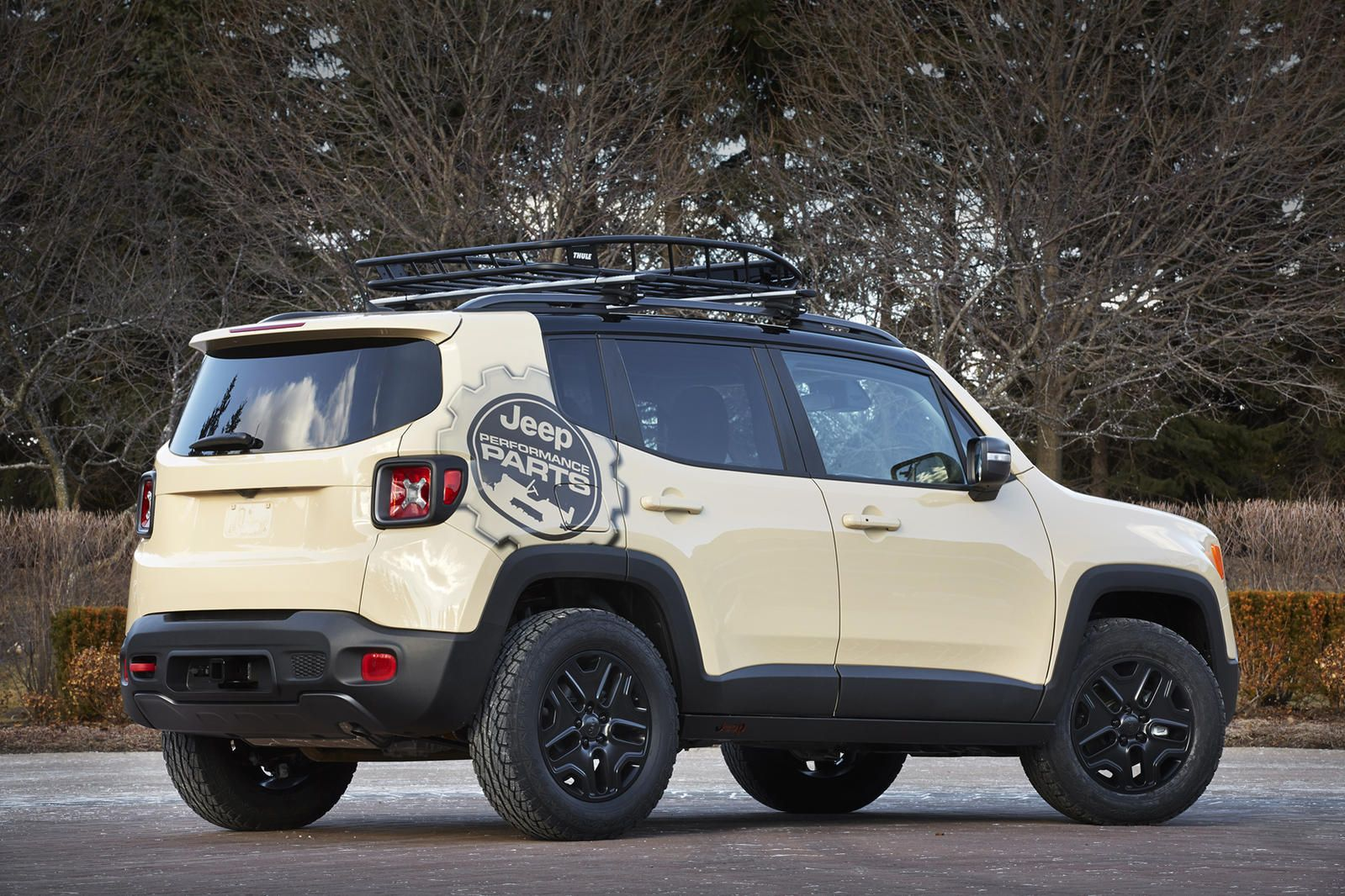 Renegade Desert Hawk Jeep Renegade Jeep Jeep Concept