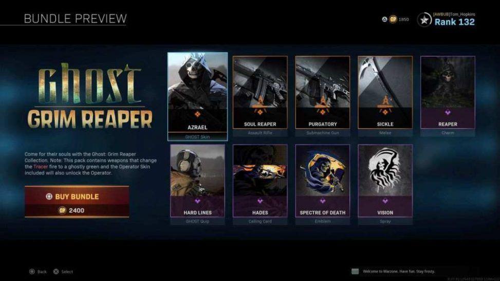 40 Call Of Duty Warzone Ghost Skin Halloween Gif Call Of Duty Warzone Ghost Warzone Ghost Call Of Duty Warzone