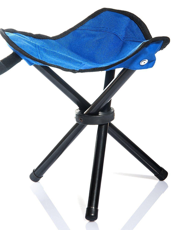 Amazing Camping Furniture Lychee Outdoor Three Legged Foldable Machost Co Dining Chair Design Ideas Machostcouk