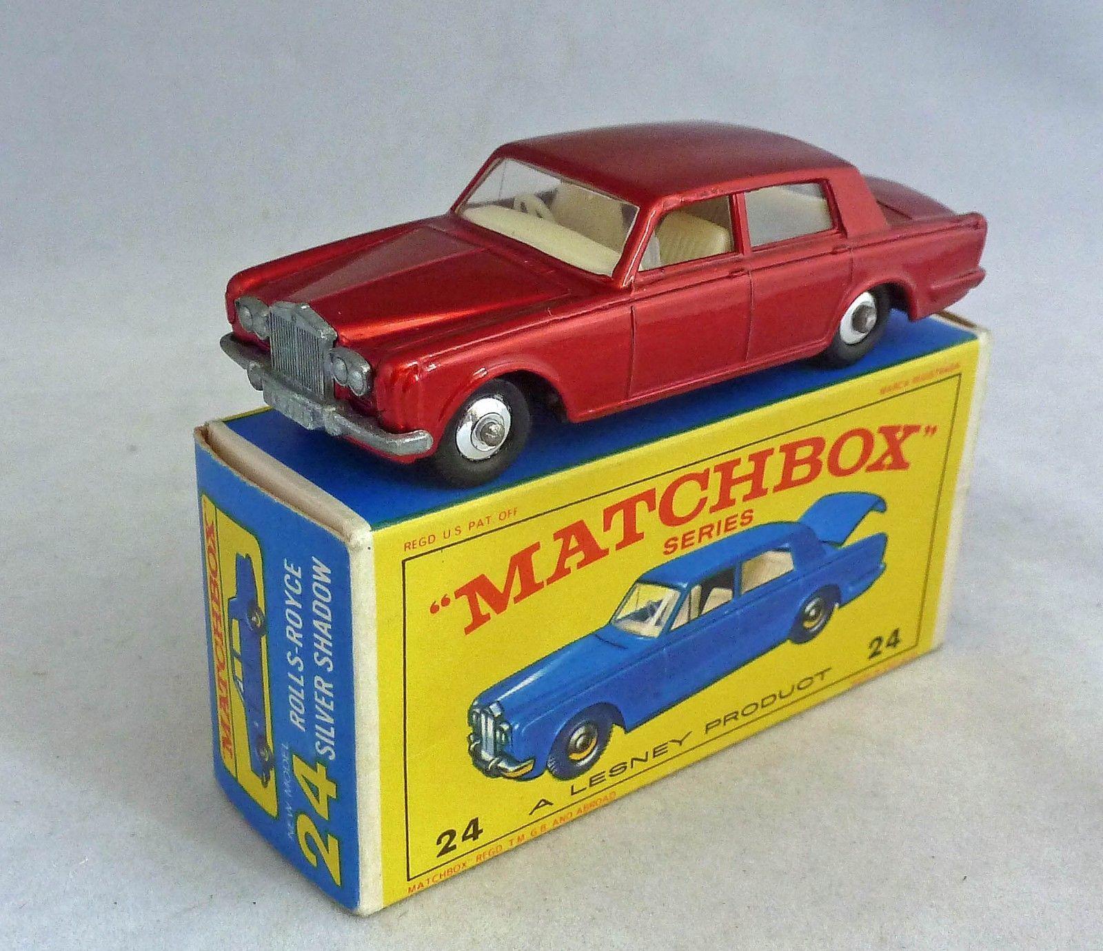 Repro box Matchbox Superfast nº 64 mg 1100