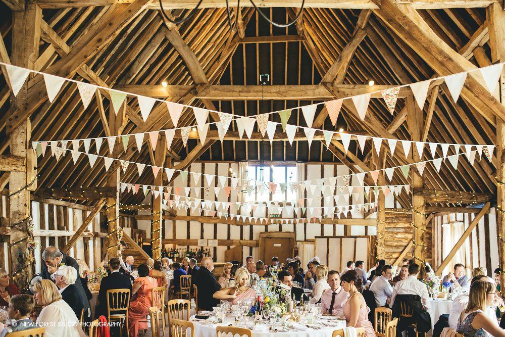 Clock Barn Wedding Reception Venue In Whitchurch Hampshire Rg28 7rb