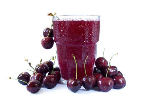 Sportska prehrana, upala mišića, bol u mišićima, sok od višnje,