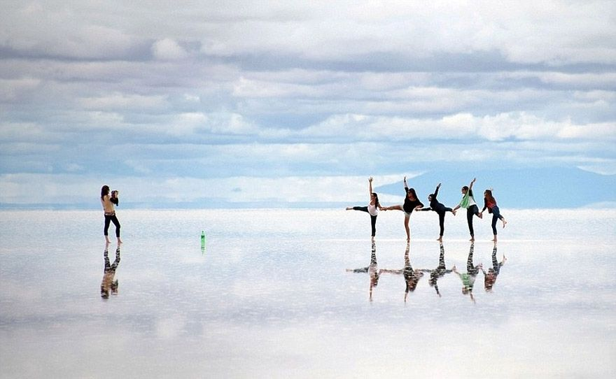 Salar De Uyuni One Of The World S Largest Mirrors With Images