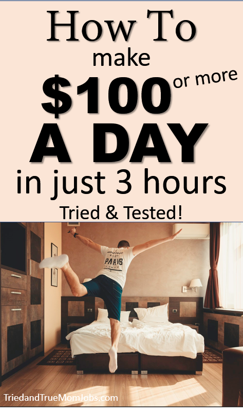 How to Make $100 a Day or More