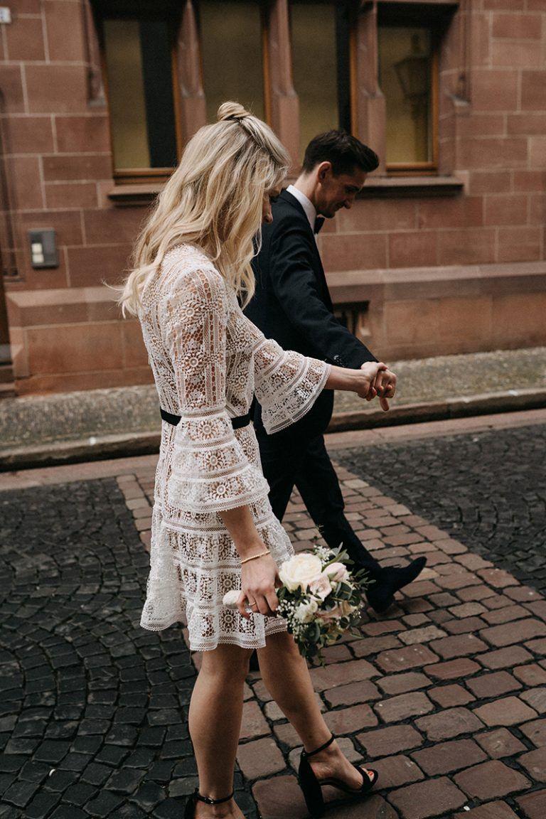Standesamtliche Hochzeit in Freiburg – Dress