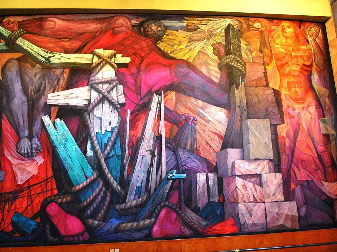 Exposiciones En Bellas Artes Manuel Rodriguez Lozano Mexican Art