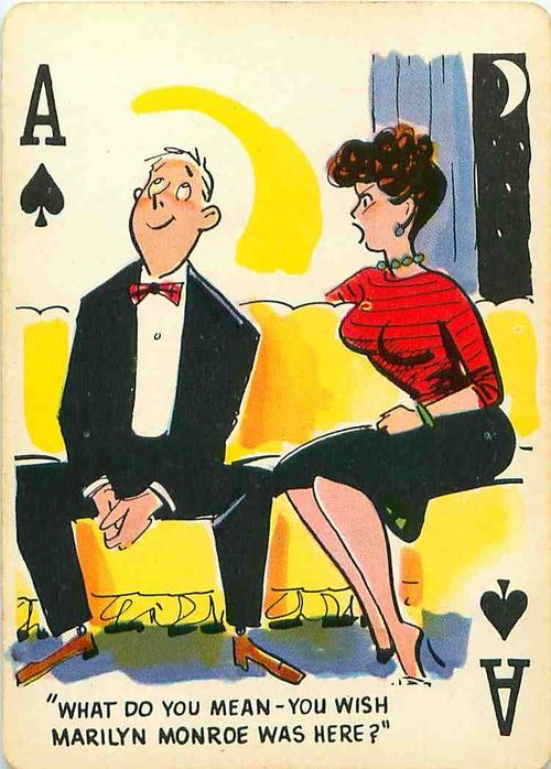1950s Playing Card Cards Playing Cards Playing Cards Art