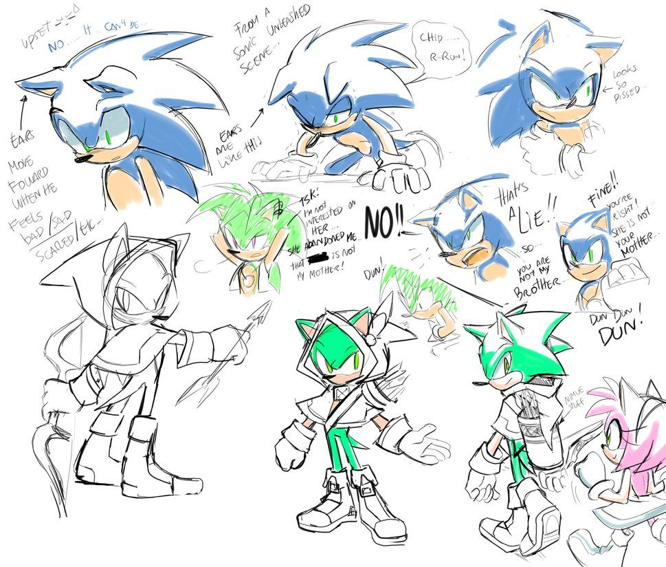 Upset By Drawloverlala On Deviantart Sonic And Shadow Hedgehog Drawing Sonic Funny