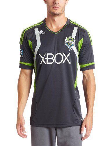 6cdd33f1785 MLS Seattle Sounders FC Replica Away Jersey adidas. $46.75 | Sports ...