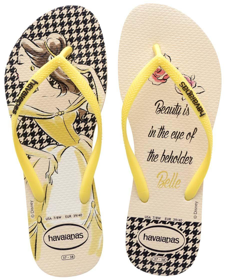 6dd2248a5 Chinelos Havaianas e tênis Vans das princesas Disney | Causal Style ...