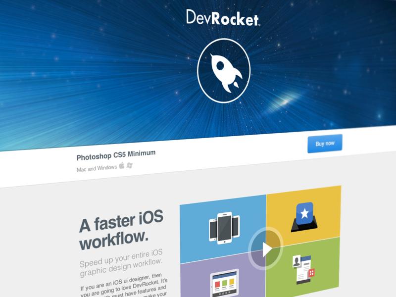 DevRocket 2.0 by Norm