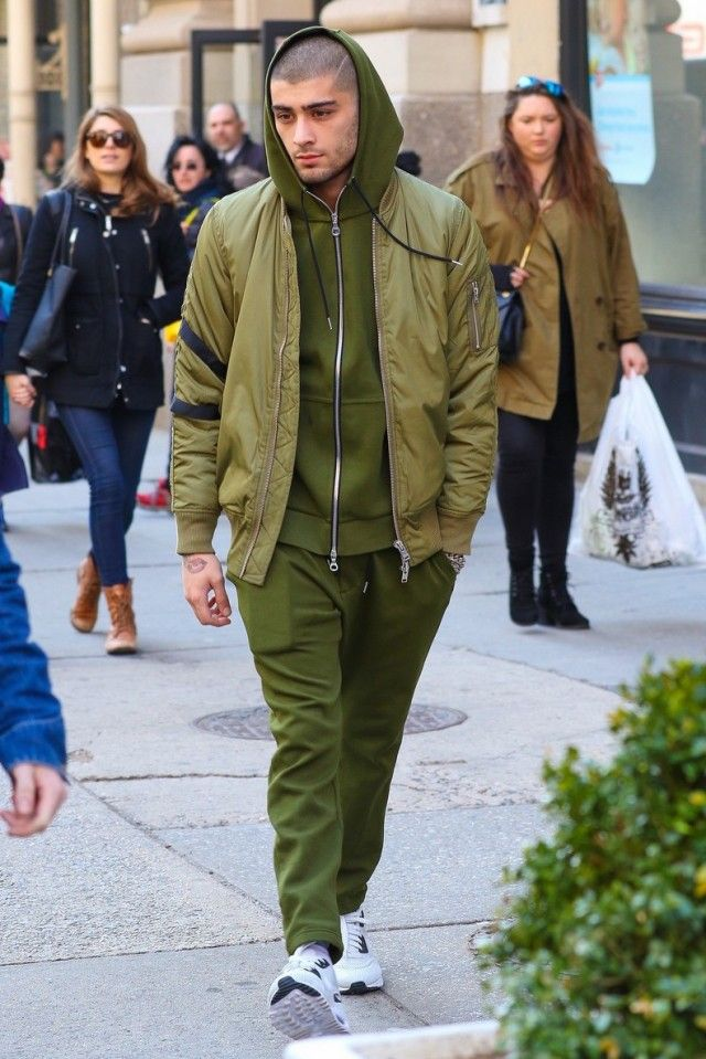Zayn Malik en Stampd & Nike à New York   UpscaleHype France