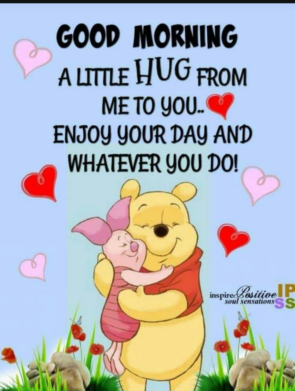 Pin by Anne on Good Morning...   Good morning disney, Good morning  greetings, Winnie the pooh quotes