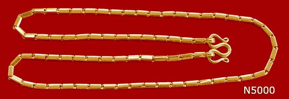 Thai Baht Gold Chain These Were Popular When I Lived In Guam Gold Chains Gold Jewelry Necklace Gold Plated Bracelets