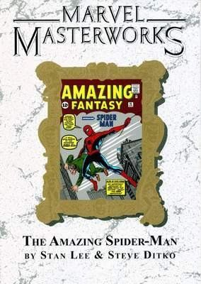 Amazing Spider-Man, Vol. 1 (Marvel Masterworks) by Stan Lee, http://www.amazon.com/dp/0785136932/ref=cm_sw_r_pi_dp_k4ZYqb0MKN84H