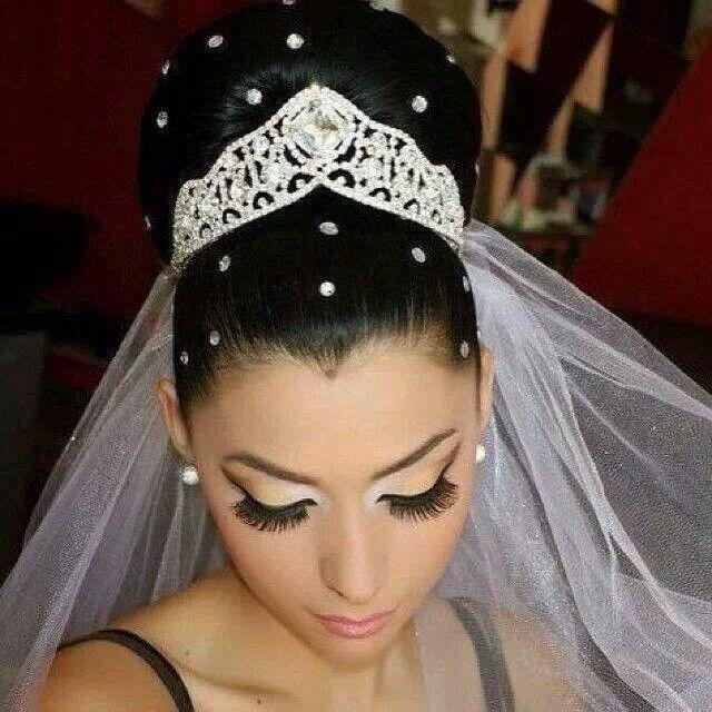 Maquillaje para novia, hermoso