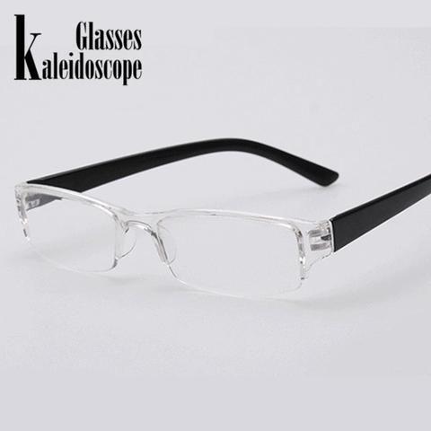 e326dcf46089 Kaleidoscope Glasses Men Women Reading Glasses Ultralight Eyebrows Hyperopia  Glasses Resin Anti-fatigue Lense Reading Eyewear