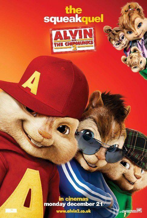 Alvin E Os Esquilos 2 254 Alvin E Os Esquilos E Filmes