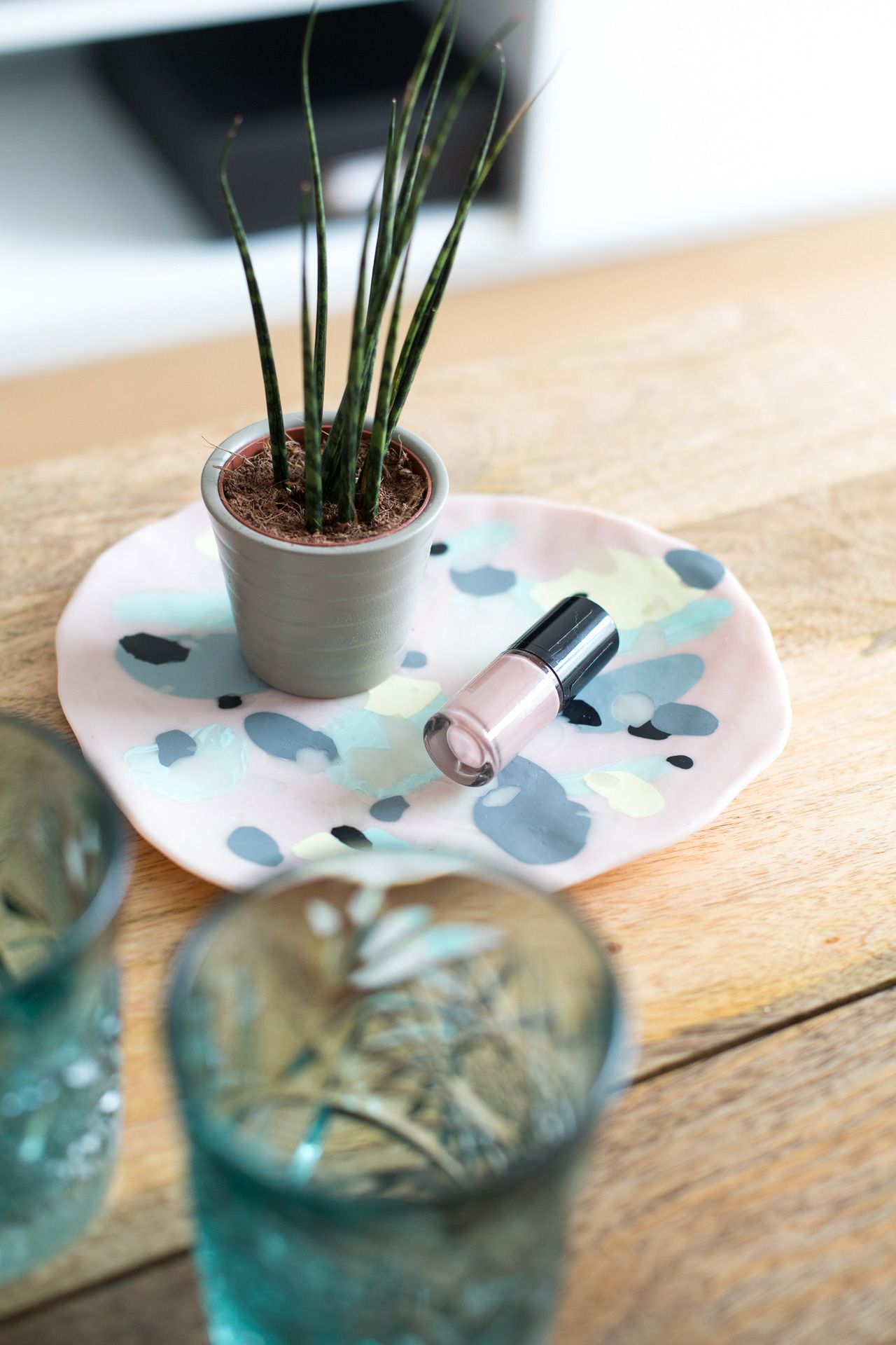 Our coffee table has been looking a little bear (I'm sure there's a joke in there somewhere) recently. As much as I love a minimal look, sometimes you need to add in some colour and …