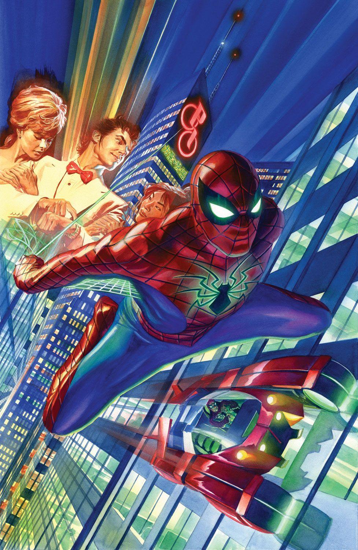 #Spiderman #Fan #Art. ((Spiderman: Secret Wars) By: Dan Slott & Giuseppe Kamunkoli. (THE * 5 * STAR * AWARD * OF * ÅWESOMENESS!!!™)